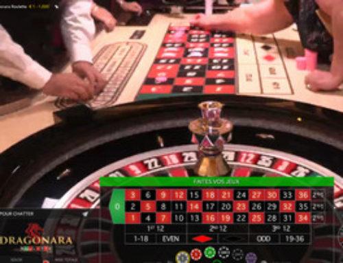 Roulette en ligne en direct du Casino Dragonara de Malte