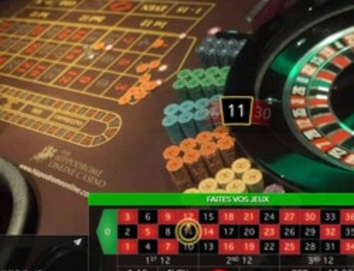 Emergence des tables de roulette en ligne en direct de vrais casinos