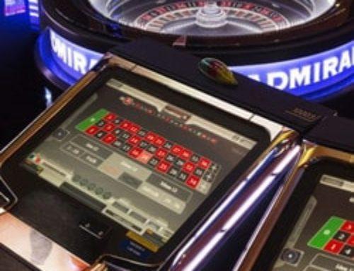 Les tables de jeux électroniques du Casino d'Enghien-les-Bains