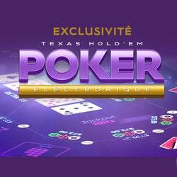 Casino de Deauville intègre une table de poker électronique